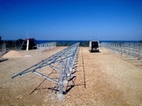 P/V PLANT 4x70 KWp - SINGLE POLE FRAME- CHIOS